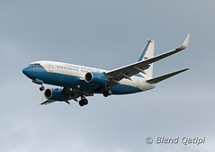 05-0730 (dcspotter) Tags: 050730 2016 governmentaircraft vipaircraft military militarytransport governmentagency usgovernmentagency unitedstatesairforce usairforce usaf armedforces airforce boeing 737 737700 b737 73w 73g planespotting spotting blendqatipi dcspotter airliner passengeraircraft aircraft airline airplane jet jetliner andrewsairforcebase andrewsafb andrewsjointbase kadw adw campsprings maryland md usa unitedstates unitedstatesofamerica
