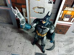"Batman Armored (Garcia ""Imagtica"" Junior) Tags: game toy actionfigure boneco collection batman dccomics cenrio bane catwoman firefly diorama jamesgordon coleo arkham rasalghul arkhamasylum comissionergordon arkhamcity arkhamorigins arkhamknight thaliaalghul"