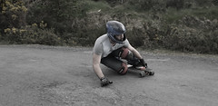 Jorge (paul_r_fitzgerald) Tags: ireland dublin mountain hill skating slide downhill longboard skateboard longboarding longboarder ticknock dublinlongboardcrew