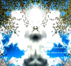 The Setting Sun angel (rhonda_lansky) Tags: sunset sky sun nature sunshine angel clouds landscape visions poetry outdoor shapes surreal son vision angels quotes soul bible expressive symmetrical poems spiritual visualart verses cloudshapes surrealart shortstories natureart softcolors skyart lansky spiritualart symmetryart symmetricalart abstractangel mirroredabstract mirroredart abstractartdesign symmetryartist rhondalansky outdoorabstract httpswwwfacebookcomrhondalansky rhondalanskyyahoocom visualmirror