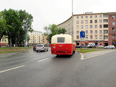 Chausson AH 48, #395, KMKM Warszawa (transport131) Tags: bus ah warsaw autobus 48 warszawa 395 chausson kmkm