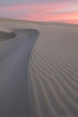 Tuhuroa Sand Dune (Atlapix) Tags: sunset newzealand sand dune southisland sanddune softlight farewellspit ripplemarks tuhuroa
