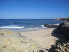 Costa alentejana, Portugal (JLSF) Tags: sea summer portugal mar seaside sand rocks dunes vero alentejo unspoilt