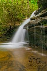 Carrick Creek Falls (APGougePhotography) Tags: park longexposure sc water rock table waterfall nikon rocks long exposure state south southcarolina d800 nikond800