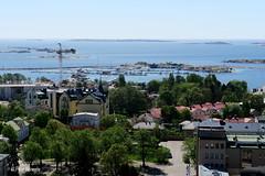 y_Hanko_4 (Paivi Hannele) Tags: sea building landscape hanko meri luonto ranta thisisfinland pitsihuvila ourfinland visithanko