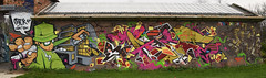 Otek    Takt (HBA_JIJO) Tags: urban streetart france art wall painting graffiti letters spray peinture writer mur lettres vitry lettring lettrage vitrysurseine takt charactere paris94 hbajijo