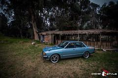 IMG_2753 (Chicken Style) Tags: chile old market dream bluebird 18 mazda japon sss jdm datsun 323 laserena