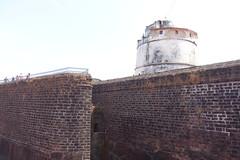 Entrance view of Fort Aguada, Goa (shannanea) Tags: fort goa aguada fortaguada