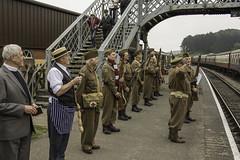LWC_3500 (Man with a Hat) Tags: northnorfolkrailway dadsarmy weybourne nnr