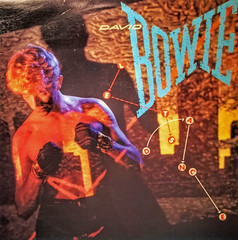 Let's Dance (jcc55883) Tags: bowie davidbowie album vinyl usedvinyl vinylcollection vinylrecord ipad ipadair