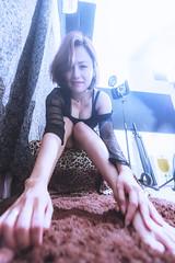 KUN_4232@ () Tags: portrait woman cute sexy beauty nikon dress g wide wideangle brunette charming taoyuan f4 vr  1635 1635mm          d3s  nikonafsnikkor1635mmf40gedvr  sarastyle
