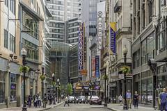 Theatre District - Boston (Philip Scott Johnson) Tags: boston massachusetts theatredistrict