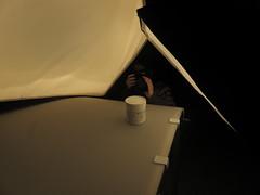 Photographer #2 (katieblakemore) Tags: lighting camera studio lights focus photographer item