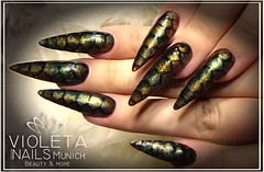 Violeta Nails Nagelstudio Mnchen (Nagelstudio Mnchen Violeta Nails) Tags: fashion munich mnchen french lashes makeup nails stiletto luxus waxing violeta permanent nailart sugaring kosmetik naildesign nageldesign nagelstudio gelngel