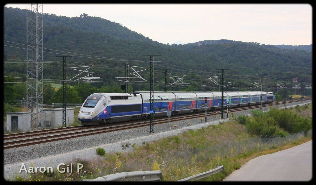 The world 39 s best photos of tgv and treno flickr hive mind for Tren barcelona paris