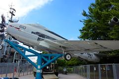 FJ-4 Fury (ironmike9) Tags: buffalony navalmilitarypark waterfront harbor jet fighter fury fj4 usn navy naval