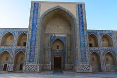 Bukhara (Stefano Cislaghi) Tags: uzbekistan bukhara madrassah madrasah