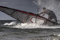 DSC07808-33 (jasperWPhotography) Tags: light water windsurfing watersports splash kiel refelctions watersport