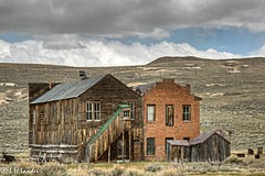 Back doors (Photo_Engineer) Tags: park ca usa nature insects ghosttown bodie