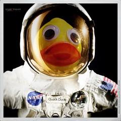 NASA Space Center - Houston (Angelo Trapani) Tags: duck houston nasa viaggio spacecenter astronauta papero ducktales avventura