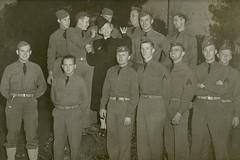 Spalding Grays, 1940 (Ga. Guard History) Tags: 1940s nationalguard militaryhistory georgiahistory georgiaguard nationalguardimages nationalguardhistory georgiamilitaryhistory