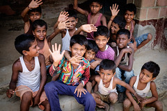 all the young dudes (Gerrykerr) Tags: nepal ngc villagekids 2016