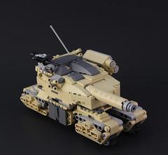 M1ATB Drive (DeadGlitch71) Tags: modern walking us tank lego transformer military walker weapon future cannon rockets custom abrams armored mech treads m240 m1abrams futureistic mechatank