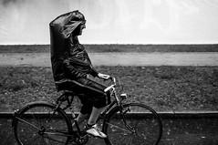 Igor (iSergioP) Tags: street torino bici biancoenero streetphotography valentino pioggia rain