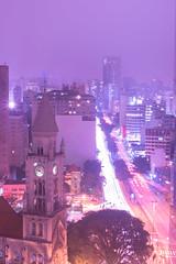 So Paulo (iurivovchenco1) Tags: light building architecture night long exposure nightscape purple saopaulo