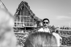 Expo 2015 @Milano (Lord Seth) Tags: 2015 d5000 lordseth bw biancoenero candid cina espozioneuniversale expo italy milan milano nikon padiglioni streetphotography
