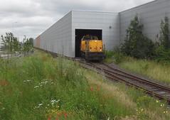 Klaas Abel in Alphen (Ahrend01) Tags: den db cargo serie electrolux rijn aan 6400 alphen