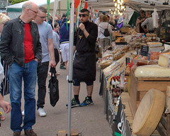Accrington Food Festival 2016 - stalls (Tony Worrall Foto) Tags: england northern uk update place location north visit area county attraction open stream tour country welovethenorth northwest unitedkingdom foodfestival candid people eat taste stall buy sell food annual accrington lancs foodie