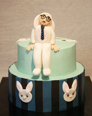 Mr Rabbit Cake (Passione: Cupcakes!) Tags: rabbit cake conejo birthdaycake torta tarta inter coniglio fondant buttercream tortacompleanno cakedesign rabbitcake tortadecorata tartaconejo tartacumpleanos tortaconiglio