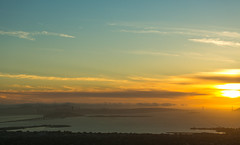 Fall time in the bay (kent.c) Tags: california ca sunset usa cali canon us baybridge bayarea eastbay thebay kentc canon5dmarkiii 5dmarkiii kentcphotography