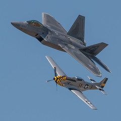 QIAS 2016 - Thoroughbreds (Jay:Dee) Tags: 2016 qias quinte international air show airshow cfb canadian forces base trenton ontario usaf united states force lockheed martin raptor f22 f22a fa22 jet fighter 5th generation stealth aircraft airplane military