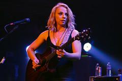 Samantha Fish, Acoustic Blues (Ian E. Abbott) Tags: samanthafish bluesguitar bluesrock acousticguitar guitarlove greatamericanmusichall livemusic sanfranciscomusic bayareamusic guitarplayer playingguitar