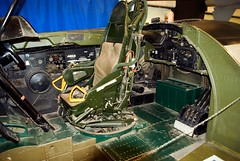 Boeing B-47 Stratojet Forward Section (rjl6955) Tags: california ca march riverside boeing arb b47 stratojet marchfieldairmuseum airreservebase