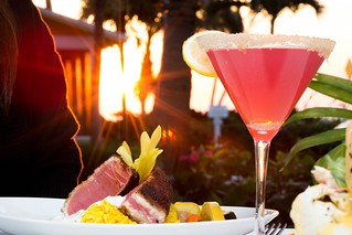 Sunset Dining at Old Captiva House