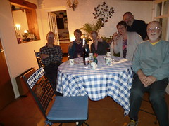 Philip, Sara, Delyth, Julie Les and John (John Steedman) Tags: uk greatbritain england durham unitedkingdom northeast countydurham grossbritannien   grandebretagne