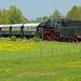 VSM Stoomlocomotief 23 071 te Lieren uit Apeldoorn