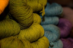 476814_446374865454558_1552365269_o (Crookedbear) Tags: color art texture wool thread composition silk yarn weaving theweavingworks danburbank crookedbear