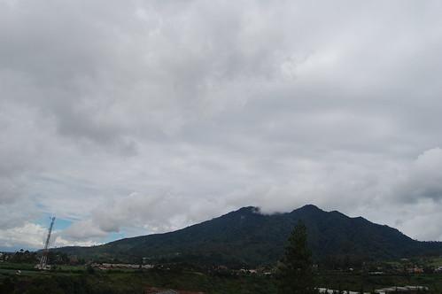 Northwest of Bandung