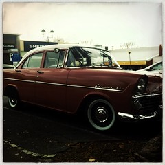 Oldster Holden. (Chris Muscroft) Tags: old car vintage square noflash retro chrome squareformat holden iphone iphone4 makebeautiful iphoneography hipstamatic tipn instagramapp hipstachallenge gsquadlens robustafilm