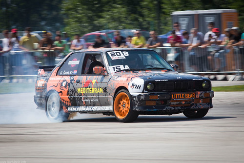 Croatian Drift Challenge 2013