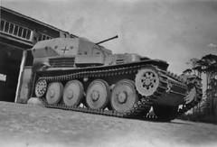 """20 mm Flakpanzer auf Fahrgestell Panzer 38(t) SdKfz 140 """"Gepard"""""""