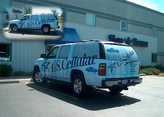 Car Wrap - SIGNARAMA Janesville, WI - US Cellular
