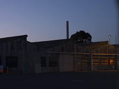 Spotswood Shell facility (mdcdigipics) Tags: longexposure nightphotography architecture mediumformat landscape twilight industrial australia melbourne victoria hasselblad landscapephotography h3dii39ms