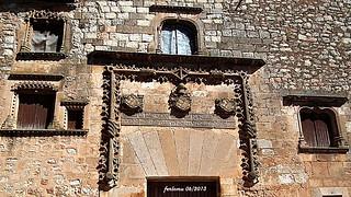 Segovia -Ayllón_2 casa del Cordón