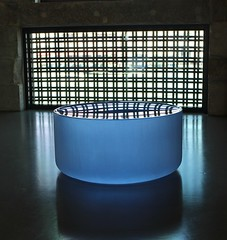 Roni Horn, Well and Truly (La Prima Pietra) Tags: mostra blue venice sculpture art water glass mirror arte exhibition cast acqua venezia azzurro solid customs specchio vetro scultura dogana pinault françoispinault