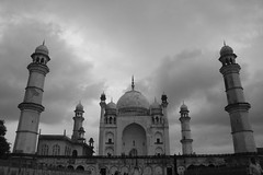 The Mini Taj Mahal (anubhav_saran) Tags: bibi ka maqbara